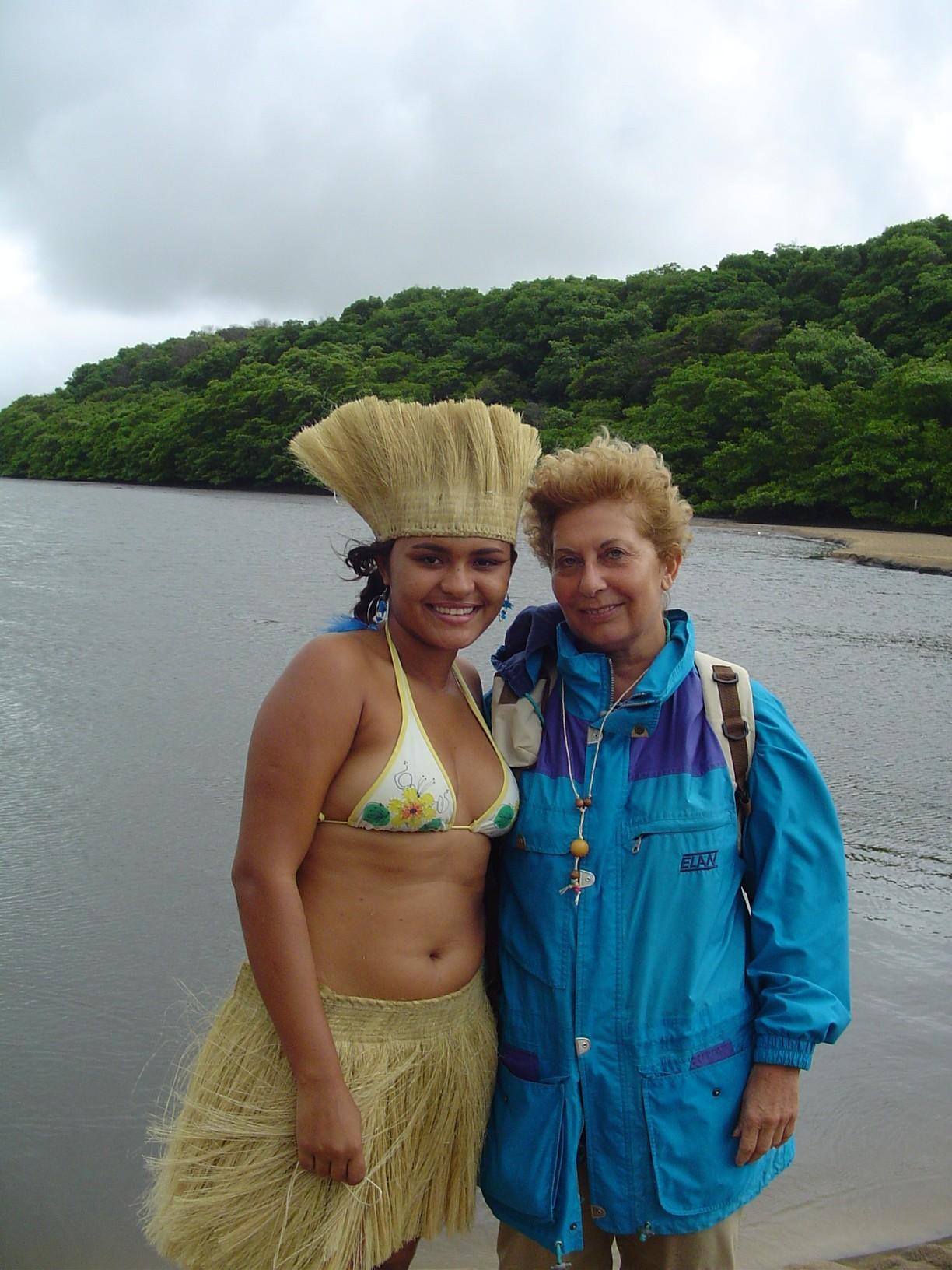 claudia farina brasile